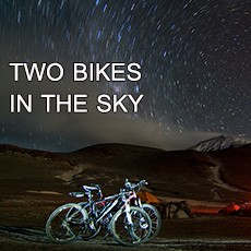 Video – 2 Bikes in the Sky