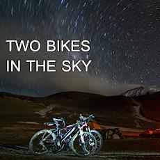 Video – 2 Bikes in the Sky