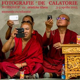 Workshop fotografie de călătorie Timișoara 3-5 aprilie 2015
