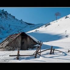 Iarna in Crovuri / Winter in the Crovuri