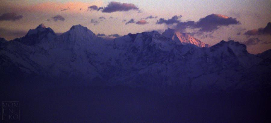 Dincolo de hublou, Himalaya!