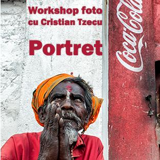 Portret. Workshop 9-13 martie 2017